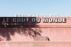 Das Ende der Welt (_LABEL_3) Tags: sichtbeton fassade architektur architecture facade exposedconcrete calvi corse frankreich fr