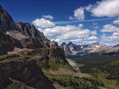 2016/366/227 Up on Molar Pass (Edna Winti) Tags: 2016366 ednawinti canadianrockies hiking molarpass banffnationalpark