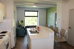 Fifth Floor Housing Kitchen
