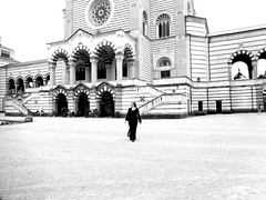 Witch (SixthIllusion) Tags: milan milano gothic witch people architecture italy heritage