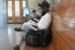 ManRead3.PennStation.BaltimoreMD.20August2016 (Elvert Barnes) Tags: 2016 marylanddepartmentoftransportation masstransitexploration publictransportation publictransportation2016 ridebyshooting ridebyshooting2016 maryland md2016 baltimoremd2016 pennstation pennstation2016 pennstationbaltimoremd2016 pennstation1515ncharlesstreetbaltimoremaryland trainstation commuting commuting2016 august2016 baltimoremaryland baltimorecity 20august2016 saturday20august2016triptowashingtondc peoplereadingwriting peoplereadingwriting2016 amtrakbaltimorepennsylvaniastation pennstationbaltimoremaryland