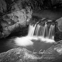 Honey Hollow Falls, VT