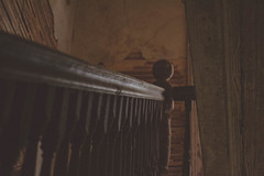 (smalltowngospels) Tags: staircase abandoned house wood north carolina small town america