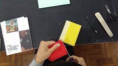oficina grfica experimental | 2016 (ocupeacidade) Tags: bookbinding encadernao ocupeacidade