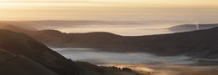 The Vale of Edale (H4RSX) Tags: thevaleofedale swinesback peakdistrict sunrise mamtor panoramic grindslowknoll losehill thegreatridge hopevalley mist inversion canon6d