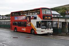 Rossendale Transport - Fleet No. 113 (Rossday) Tags: 2016 lk03njz rossday rossendale rossendaletransport rosso rawtenstall transbuspresident volvob7tl