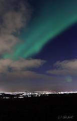 Norurljs (Jh.Krist) Tags: northernlights norurljs kpavogur sland iceland sky himinn kvld ntt night canon6d canonyoucan canon1740 nightsky colorful colorfulnightsky