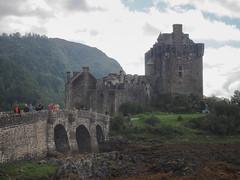 Eilean Donan Castle 11 (Jan Enthoven) Tags: scotland highlands eilean donan castle panorama vista dornie