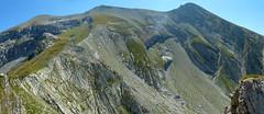 Escursionismo Gran Sasso - Monte Corvo per la cresta nord