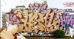 hevy-revers (Jonny Farrer (RIP) Revers, US, HTK) Tags: graffiti bayareagraffiti sanfranciscograffiti sfgraffiti usgraffiti htkgraffiti us htk revers rvs devo voidr voider reb halt