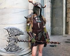 DCSkyrim56 (MagneticNerd) Tags: skyrim cosplay dragoncon