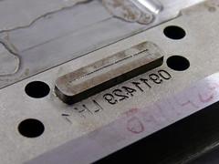 Grabado porfundo laser para moldes (www.omellagrabados.com) Tags: gravures grabados gravat grabado engraving molde mold mould referencias inyeccin plstico plastic inyection