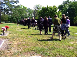 Funeral For A Friend & Co-Worker