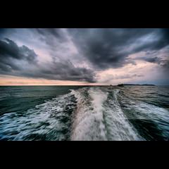 (geirkristiansen.net.) Tags: ocean motion water geotagged waves malaysia fishingboat pulau metadata southchinasea exif sigma1224mmf4556 kappasisland