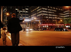 The Holding Hands.. (kedar.mehta.photography) Tags: street new york city nyc cute love me up skyline portraits radio photography kid holding child hand respect affection god cab father son charm safe care pure radiocity raise mehta kedar