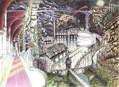 MysticCity_Small (LouisBraquet) Tags: original art pen ink sketch drawing originalart surrealism dream surreal fantasy surrealist dreamlike mythology unconscious penandink jungian freudian hallucinogenic psychoanalysis rimbaud fantasticrealism subconscious psychoanalytical mythologicalart modernsurrealism modernsurrealist unconsciousimagery