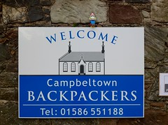 Campbeltown Backpackers Hostel (Dugswell2) Tags: vla gnome campbeltownbackpackershostel