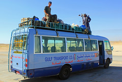 Good Old Gulf Transport (JamesBorrell) Tags: mountains expedition nature wildlife conservation arabia fieldwork oman dhofar bses