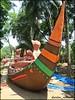 রঙ্গীন তরী (Durlov Nibras) Tags: boat vessel du boishakh charukola boisabi