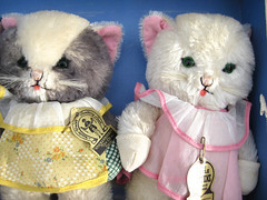 Knickerbocker Three Little Kittens 174 (badhesterprynne) Tags: old 1920s stuffedtoy cute cat vintage kitten antique mittens plushtoy 20s knickerbocker vintagetoy antiquetoy twenties hangtag mintcondition threelittlekittens originalbox originalpackage animaltoy originalpackaging originaldress knickerbockertoys originaloutfits originalcostumes originalhangtag