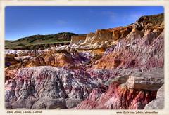 Paint Mines, Calhan, Colorado