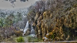 Nacimiento rio Cuervo.