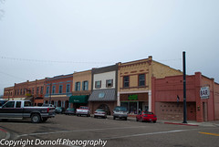downtown Rupert Idaho (Dornoff Photography) Tags: nikon downtown idaho rupert smalltown d60 nikond60