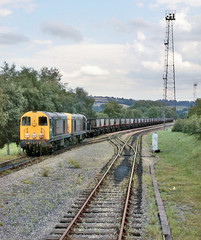 20's at Ironbridge (geoff7918) Tags: mgr unload 19081986 ironbridgeps 2008120011