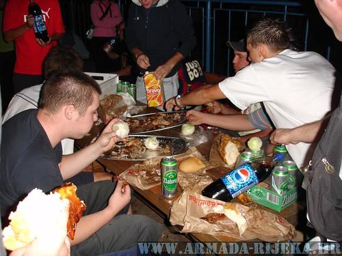 Poslije Armada Kupa 2007