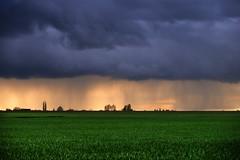 It's Raining Now (photosenvrac) Tags: lumire pluie ciel orage beauce