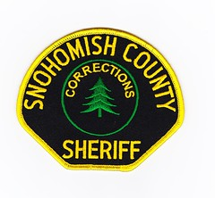 WA - Shohomish County Sheriff's Corrections (Inventorchris) Tags: county old cars ford public car justice washington office illinois paint peace cops police center pd safety il deputy company prison criminal cop jail vehicle wa service crown law motor enforcement sheriff patch squad emergency job protection patches department corrections officer patrol interceptor officers correction correctional sheriffs detention enforcment shohomish