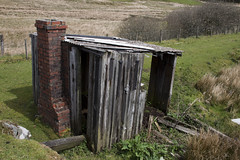 Plate layers hut on the Bala to Trawsfynydd lne (Martin Pritchard) Tags: railway plate line hut layers cwm bala trawsfynydd prysor