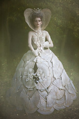 "Wonderland ""The Twilight Covenant and The Promise of Home"" ....... (Kirsty Mitchell) Tags: fairytale twilight woods key magic spell fantasy fans wish wonderland enchanted theresnoplacelikehome thepromise thebeginningoftheend thewhitequeen kirstymitchell elbievaneeden wonderlandpartii"
