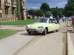 Oxford Citroen (christianwhitehead53) Tags: city uk england citroen ds oxford