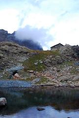 Passeggero (Wrinzo) Tags: italy cloud alpes europa europe italia nuvola alpi valledaosta montavic