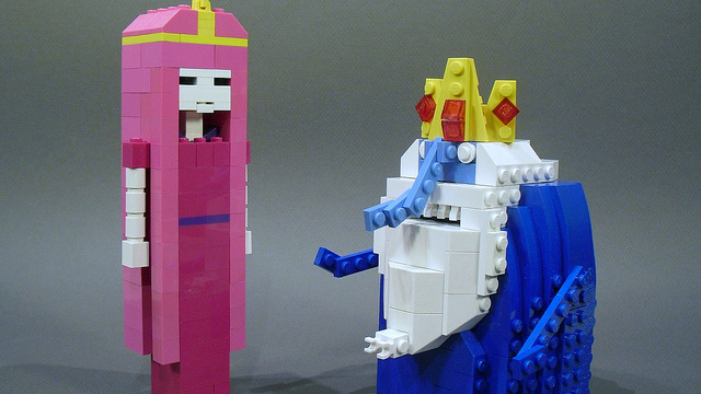 LEGO探險活寶