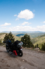 I've arrived! (J.Bodas / Destroy Inc) Tags: lake nature beauty triumph moto motorcycle destroy cherrylake destroyinc jessebodas