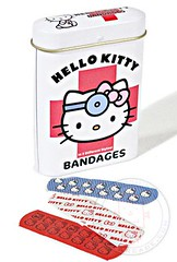 Hello Kitty Bandages - Band-aids da Hello Kitty (Galeria do Vou Comprar) Tags: hello hellokitty band kitty aid bandaid loja vou comprar voucomprar voucomprarloja