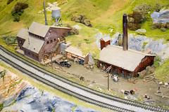 CG776 Rail-side Industry (listentoreason) Tags: usa america canon newjersey model modeltrain unitedstates favorites places diorama northlandz scalemodel modelrailroad hoscale score35 ef28135mmf3556isusm hoscalemodelrailroad