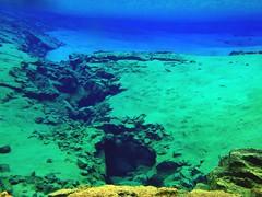 Diving Silfra 9