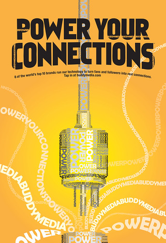 Power Your Connections Poster