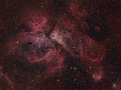 Carina Nebula (Astroshed) Tags: space carina nebula astrophotography astronomy deepspace goldcoast etacarina emissionnebula Astrometrydotnet:status=solved ngc3293 ngc3324 Astrometrydotnet:version=14400 astro:subject=ngc3372 ngc337 competition:astrophoto=2012 astro:gmt=20120326 Astrometrydotnet:id=alpha20120617630449 astroshed
