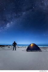 Australia (john white photos) Tags: ocean sea sky coast australia coastal southernocean sanddune southaustralia milkyway abcopen:project=yourbest