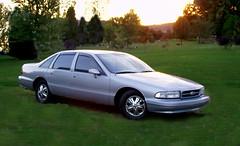 1994 Chevy Caprice 9C1 (jimscottphotos) Tags: chevrolet chp californiahighwaypatrol lt1 impalass capricess lt1350