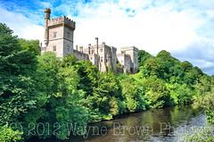 Lismore Castle - July 16th - 198 - 160712 (Wayne.Brown) Tags: trees ireland sky castle river nikon waterford backwater lismore waynetbrown me2youphotographylevel2 me2youphotographylevel1