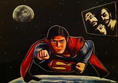 """Superman"", ""Christopher Reeve"", (lulu301) Tags: eiffeltower superman superhero genehackman metropolis docsavage supergirl dccomics superboy greatdepression clarkkent christopherreeve brandonrouth loislane krypton johncarter umbertoeco justiceleagueofamerica zod manofsteel supermanreturns dailyplanet lexluthor friedrichnietzsche actioncomics johnwilliams richarddonner superstrength jimmyolsen johnbyrne truthjusticeandtheamericanway georgemiller georgereeves larryniven supermanii generalzod margotkidder supermaniii jerrysiegel thedeathofsuperman supermanthemovie theadventuresofsuperman themanoftomorrow joeshuster thelegionofsuperheroes supermanivthequestforpeace detectivedan fionnualacollins fincollins nedbeaty supermanversesbatman secretoperativenumber48 crisisoninfinateearth thedcuniverse justiceleaguemortal"