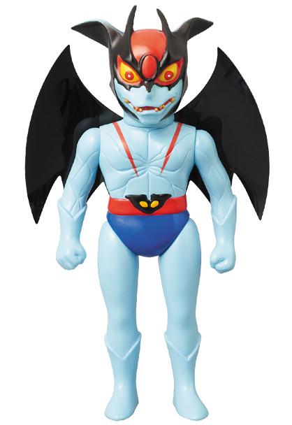 MEDICOMTOY 惡魔人40週年紀念 惡魔人復刻版 復古版