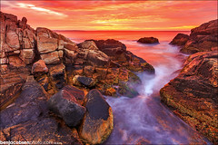 Hazard Slot (benjacobsen) Tags: clouds sunrise atlantic rhodeisland epic narragansett nsop 1635ii leegnd 5diii leecp