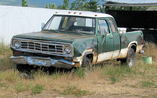 Dodge Club Cab 4X4