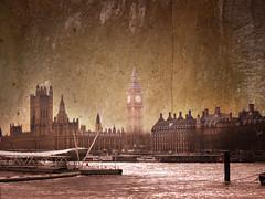 London . a famous view